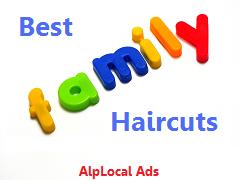 AlpLocal Haircuts Mobile Ads