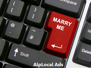 AlpLocal Marry Me Mobile Ads