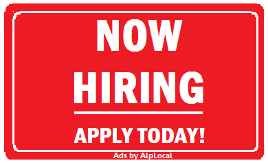 AlpLocal Now Hiring Truck Drivers Mobile Ads