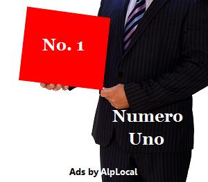 AlpLocal Numero Uno Mobile Ads