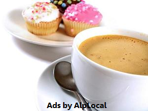 AlpLocal Gourmet Cupcakes Mobile Ads