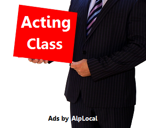 AlpLocal Acting and Actors Mobile Ads