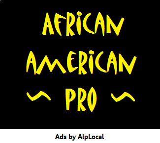 AlpLocal African American Pro Mobile Ads