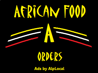 AlpLocal African Food Orders Mobile Ads