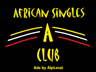 AlpLocal African Singles Club Mobile Ads
