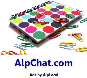 AlpLocal Alp Chat Mobile Ads