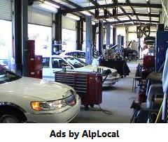 AlpLocal Auto Repair Mobile Ads