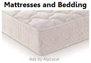 AlpLocal Bedding Mobile Ads