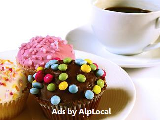 AlpLocal Cupcakes Mobile Ads