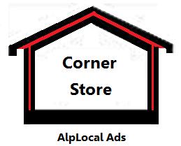 AlpLocal Corner Store Mobile Ads