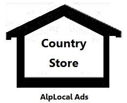 AlpLocal Country Store Mobile Ads