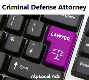 AlpLocal Criminal Defense Attorneys Mobile Ads