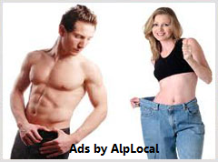 AlpLocal Diet Plans Mobile Ads