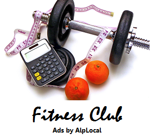 AlpLocal Fitness Club Mobile Ads