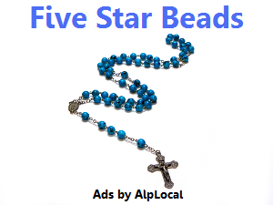 AlpLocal Beads and Jewelry Mobile Ads