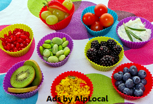 AlpLocal Food Cater Mobile Ads