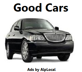 AlpLocal Good Cars Mobile Ads