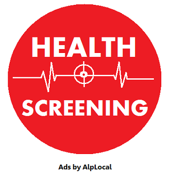AlpLocal Health Screenings Mobile Ads