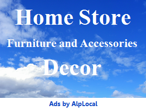 AlpLocal Home Store Mobile Ads