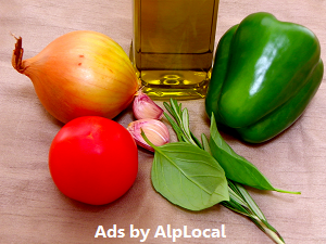 AlpLocal Home Cooking Mobile Ads