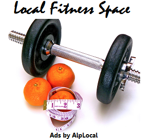 AlpLocal Rent Local Fitness Space Mobile Ads