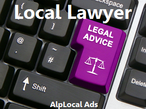 AlpLocal Local Lawyer Mobile Ads