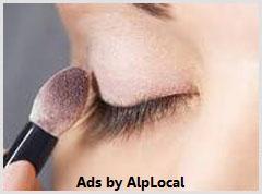 AlpLocal Makeup Artist Mobile Ads