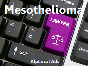 AlpLocal Mesothelioma Lawyer Mobile Ads