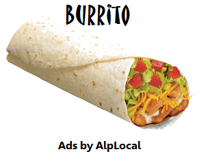 AlpLocal Taqueria Pro Mobile Ads