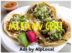AlpLocal Mexican Grill Mobile Ads