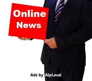 AlpLocal Online News Mobile Ads