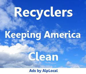 AlpLocal Recyclers Mobile Ads