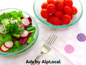 AlpLocal German Food Mobile Ads