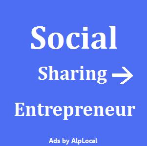 AlpLocal Social Sharing Entrepreneur Mobile Ads