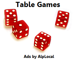 AlpLocal Table Games Mobile Ads