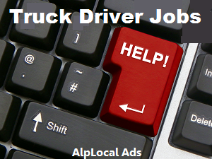 AlpLocal We Need Truck Drivers Mobile Ads