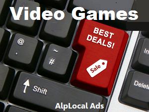 AlpLocal Video Games Mobile Ads