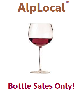 AlpLocal Bottle Sales Only