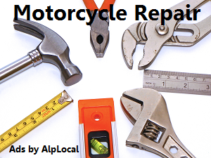 AlpLocal Motorcycle Repair Mobile Ads