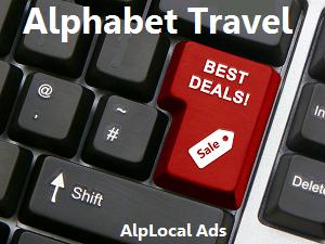 AlpLocal Alphabet Travel Mobile Ads