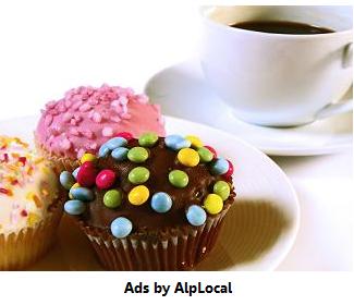 AlpLocal Artisan Bakery Mobile Ads