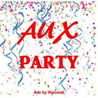 AlpLocal Aux Party Mobile Ads
