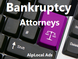 AlpLocal Bankruptcy Law Firm Mobile Ads