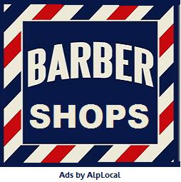 AlpLocal Barber Shops Mobile Ads