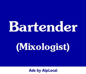 AlpLocal Bartender Mobile Ads