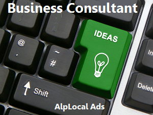 AlpLocal Business Consultant Shopping Time