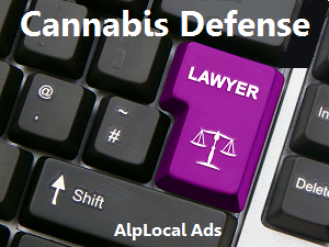 AlpLocal Cannabis Defense Lawyers Mobile Ads