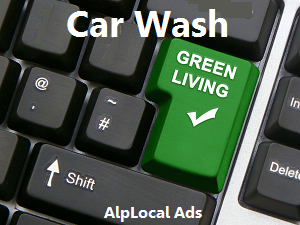 AlpLocal Car Wash Mobile Ads