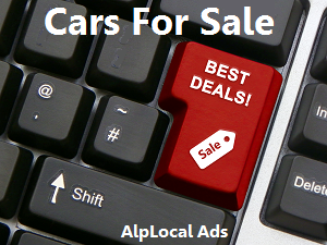 AlpLocal Cars Mobile Ads
