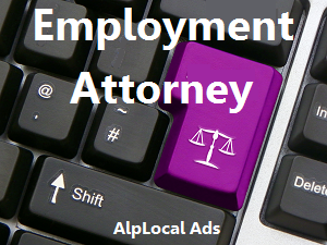 AlpLocal Employment Attorney Mobile Ads